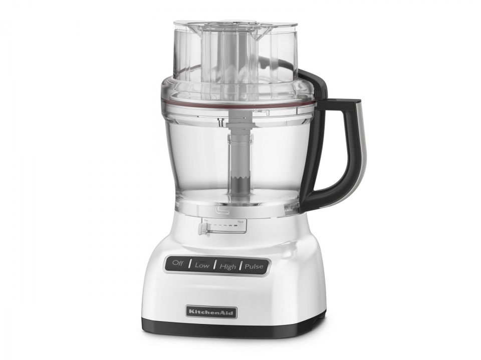 Kitchenaid Food Processor  Cup Instructions