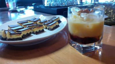 nanaimo bar cocktail