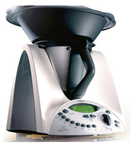 Thermomix, amazing cooking machine!