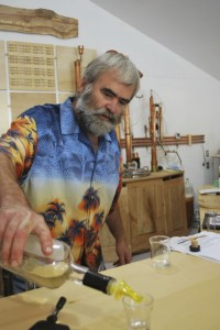 Peter Kimmerly of Island Spirits Distillery
