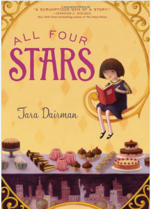 All Four Stars, by Tara Daiman