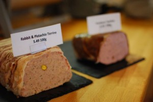 Two of Cure's Terrines