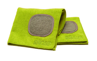 Mu Dish cloth w scrubber