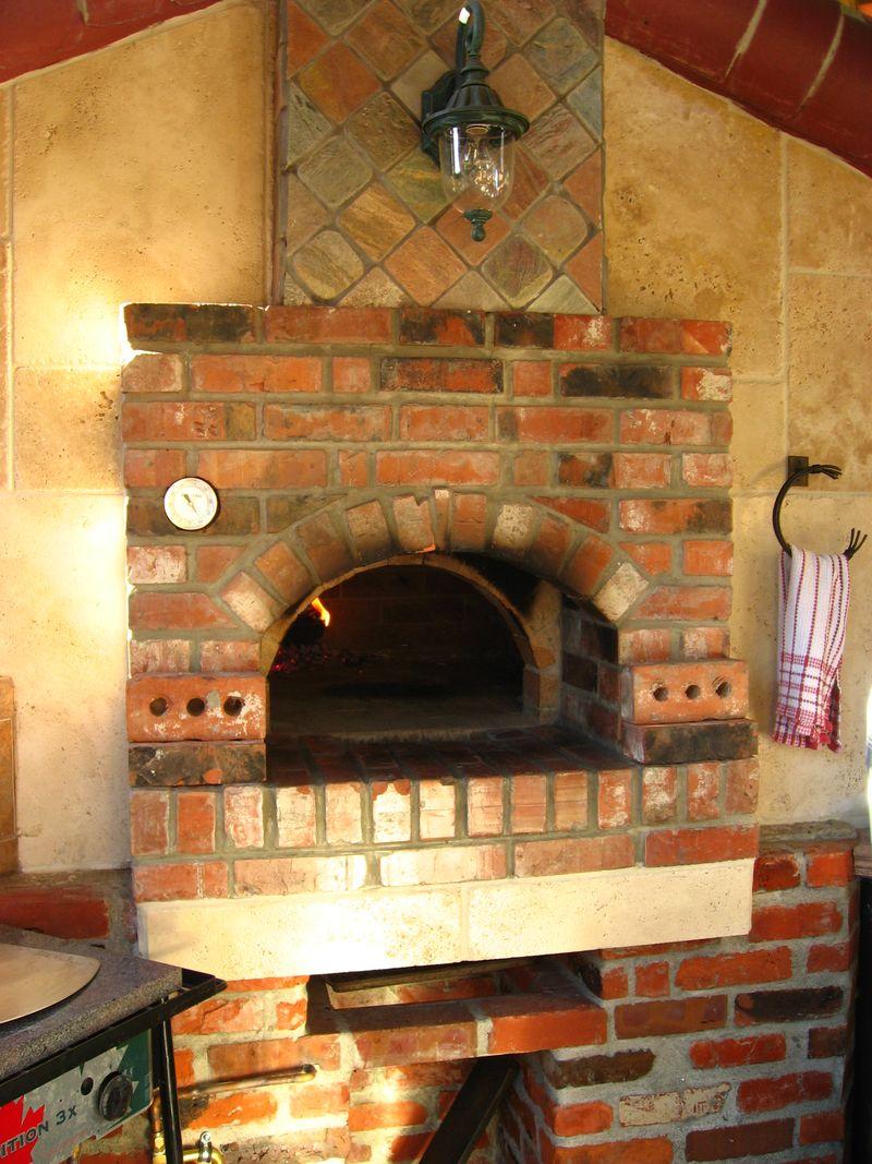 Kitchen Island Yes Or No island artisans – wood-burning ovens! | don genova's blog
