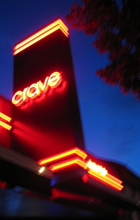Crave_sign